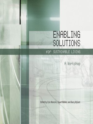 cover image of Enabling Solutions for Sustainable Living