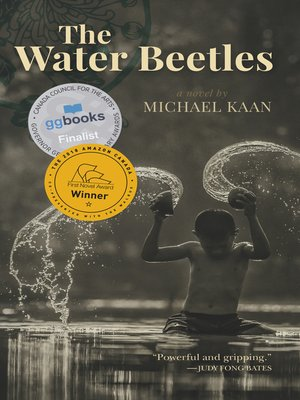 cover image of The Water Beetles