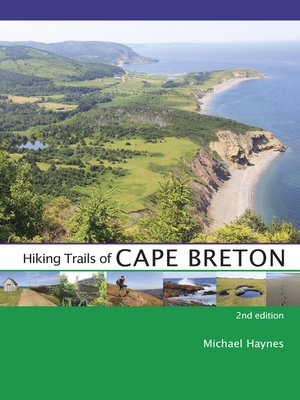 cover image of Hiking Trails of Cape Breton