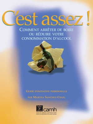 cover image of C'est assez !