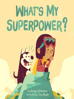 cover image of What's My Superpower?