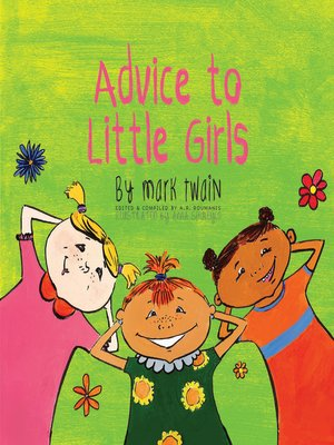cover image of Advice to Little Girls