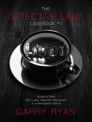 cover image of The Detective Lane Casebook #1
