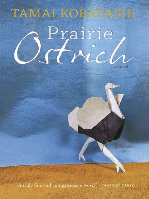 cover image of Prairie Ostrich