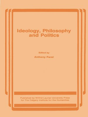 ideology from a philosophical standpoint and Overview philosophy means love of wisdom it is made up of two greek words, philo, meaning love, and sophos, meaning wisdomphilosophy helps teachers to reflect on key issues and concepts in education, usually through such questions as: what is being educated.