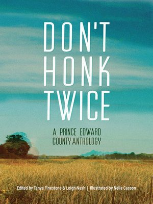 cover image of Don't Honk Twice