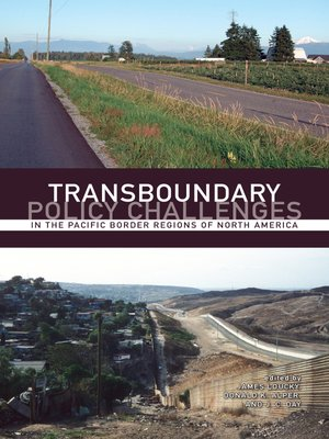 cover image of Transboundary Policy Challenges in the Pacific Border Regions of North America