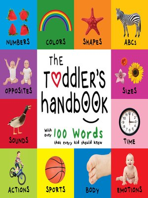 cover image of The Toddler's Handbook