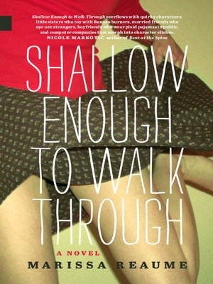 cover image of Shallow Enough to Walk Through