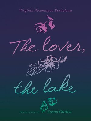 cover image of The Lover, the Lake