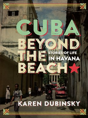 cover image of Cuba beyond the Beach