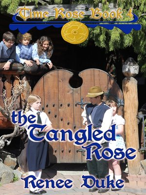 cover image of The Tangled Rose