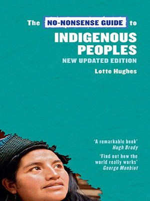 cover image of No-Nonsense Guide to Indigenous Peoples