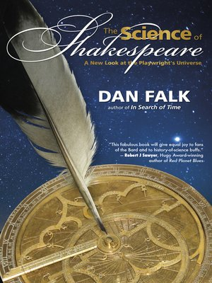 cover image of The Science of Shakespeare