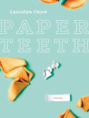 cover image of Paper Teeth