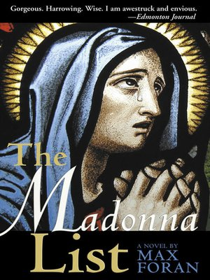 cover image of The Madonna List