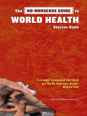cover image of No-Nonsense Guide to World Health