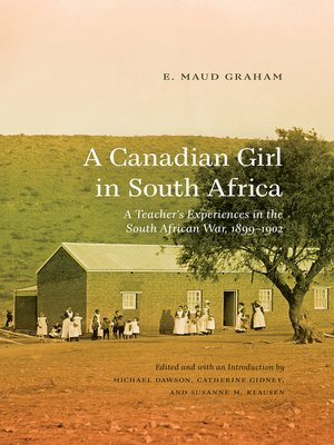 cover image of A Canadian Girl in South Africa