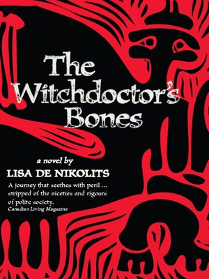 cover image of The Witchdoctor's Bones