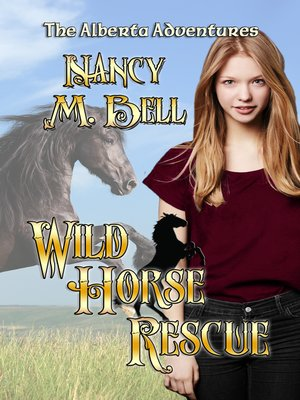 cover image of Wild Horse Rescue