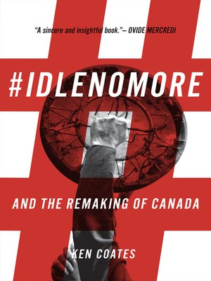 cover image of #IdleNoMore