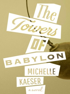 cover image of The Towers of Babylon