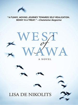 cover image of West of Wawa