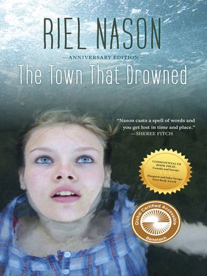 cover image of The Town That Drowned