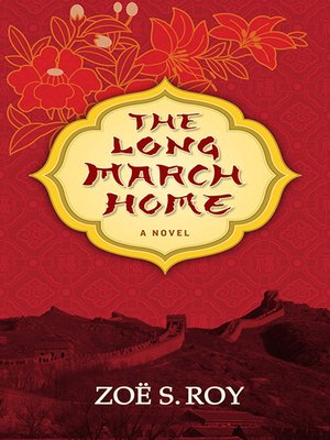cover image of The Long March Home