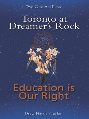 cover image of Toronto at Dreamer's Rock & Education is Our Right