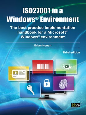iso27001 in a windows environment third edition pdf