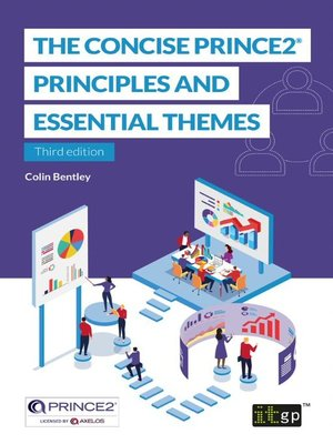 cover image of The Concise PRINCE2®