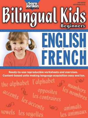 cover image of Bilingual Kids: English-French, Beginners