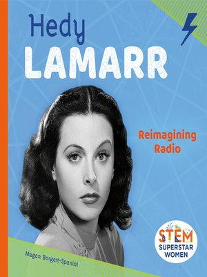 cover image of Hedy Lamarr
