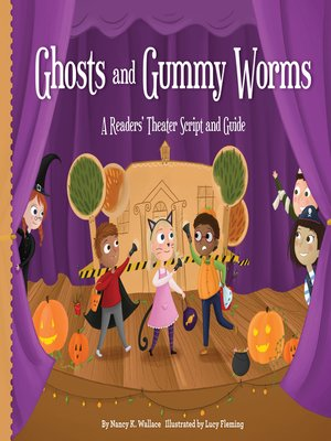cover image of Ghosts and Gummy Worms