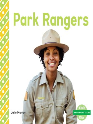 cover image of Park Rangers