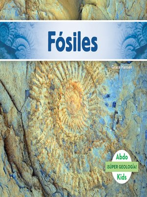 cover image of Fósiles (Fossils)