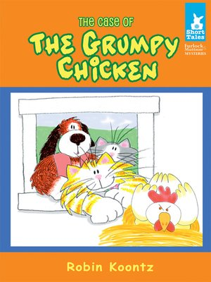 cover image of Case of the Grumpy Chicken