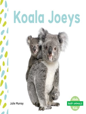 cover image of Koala Joeys