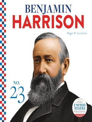 cover image of Benjamin Harrison