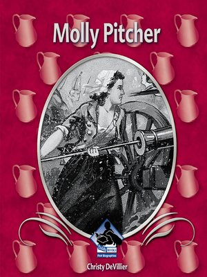 cover image of Molly Pitcher