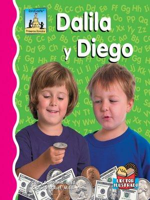 cover image of Dalila y Diego