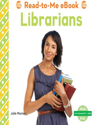 cover image of Librarians