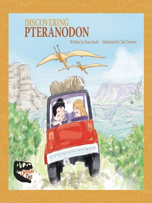 cover image of Discovering Pteranodon