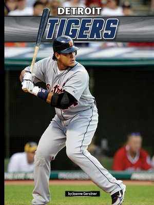 cover image of Detroit Tigers