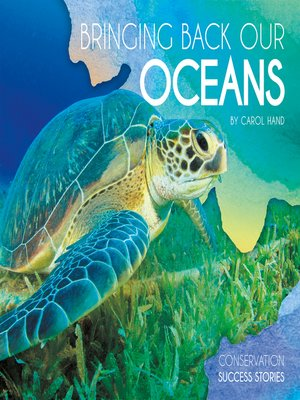 cover image of Bringing Back Our Oceans