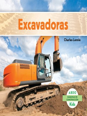 cover image of Excavadoras