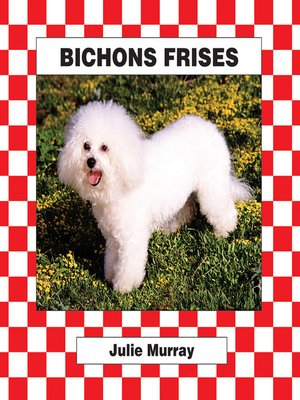 cover image of Bichons Frises