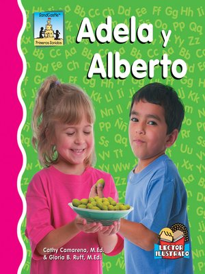 cover image of Adela y Alberto