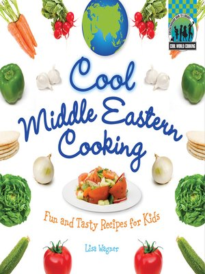 cover image of Cool Middle Eastern Cooking